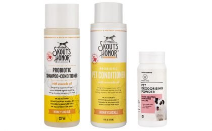 Your guide to pet grooming products