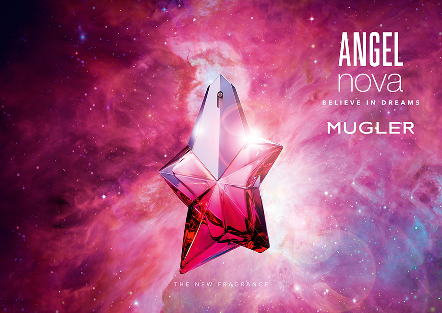 There's a new Angel fragrance in town: Introducing Angel Nova 1