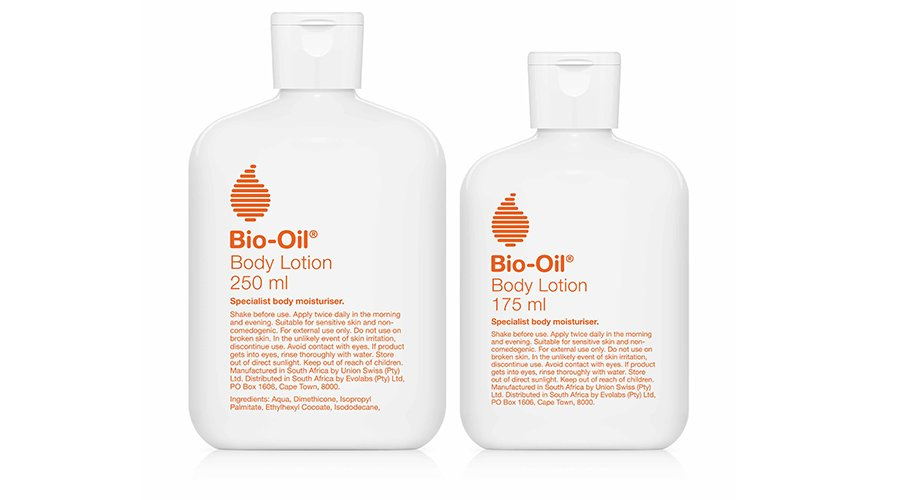 On our radar: The new Bio-Oil Body Lotion 2