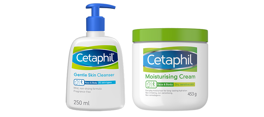 Win one of five Cetaphil skincare hampers 2