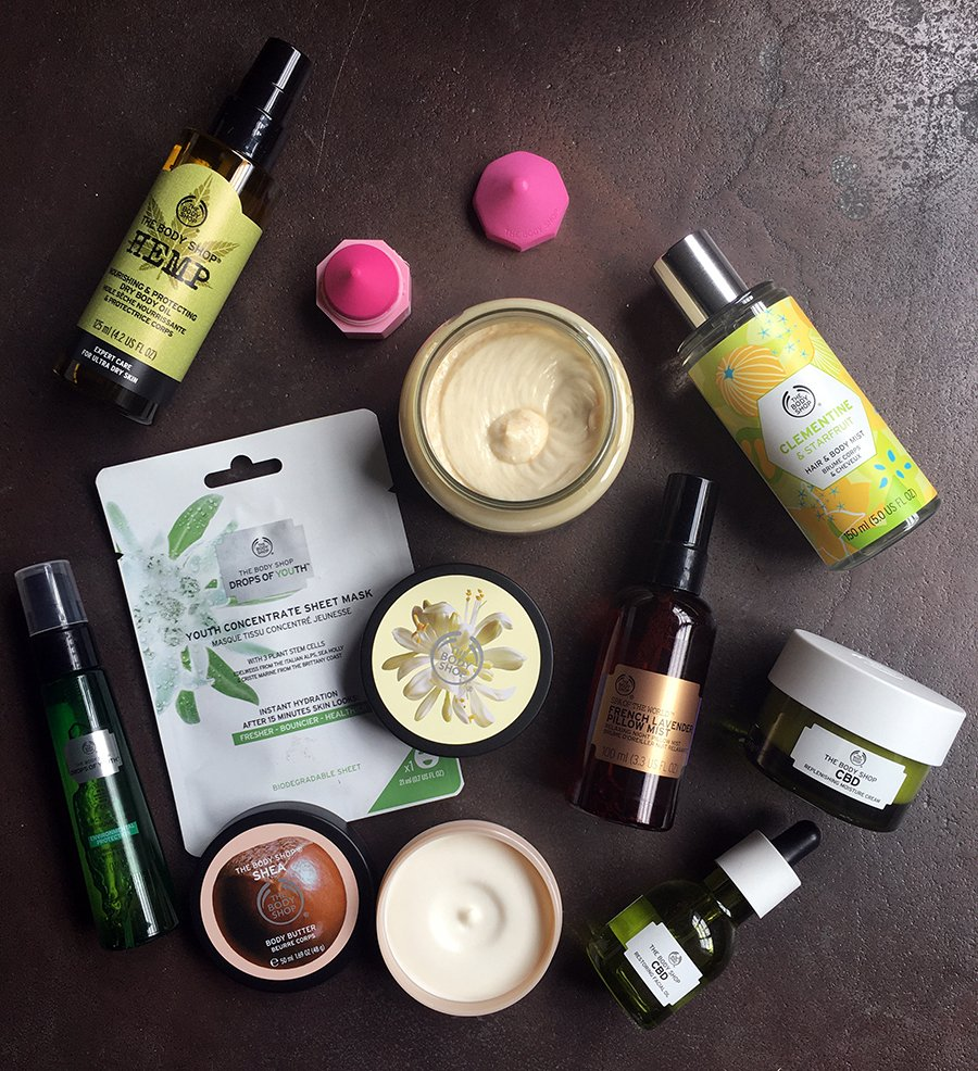 We review The Body Shop's Self-Care Box 1