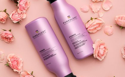 Win a Pureology Hydrate hair care hamper