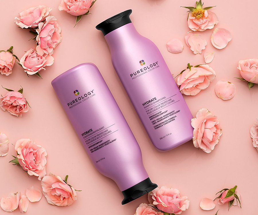 Win a Pureology Hydrate hair care hamper 1