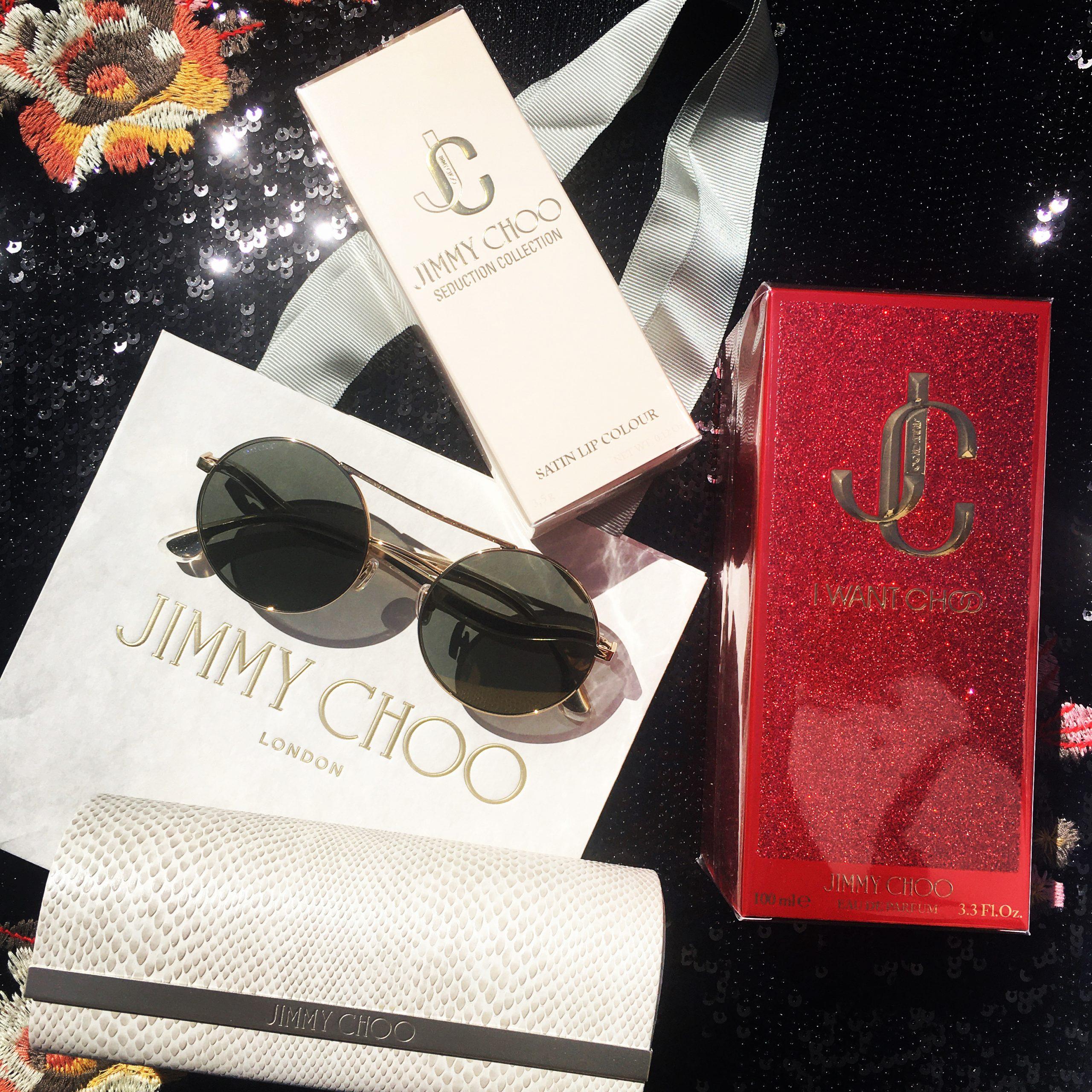 Win a Jimmy Choo fragrance, sunglasses and lipstick hamper 2