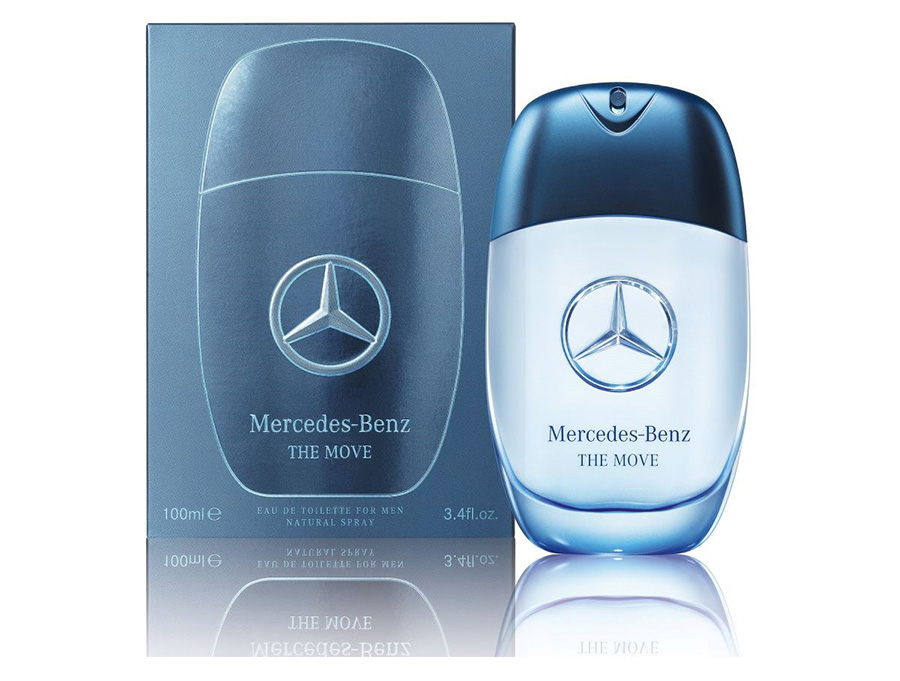 Introducing Mercedes Benz The Move 2