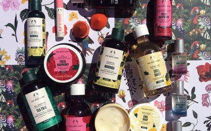 The Body Shop's Spring Self-Care box is here, and it's vegan!