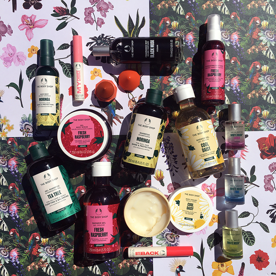 The Body Shop's Spring Self-Care box is here, and it's vegan! 1