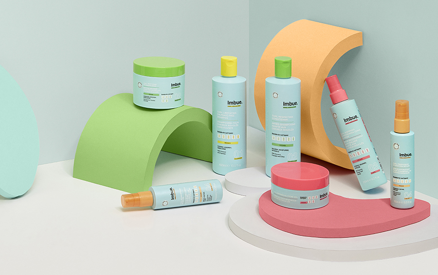Win one of three Imbue hair care hampers 2