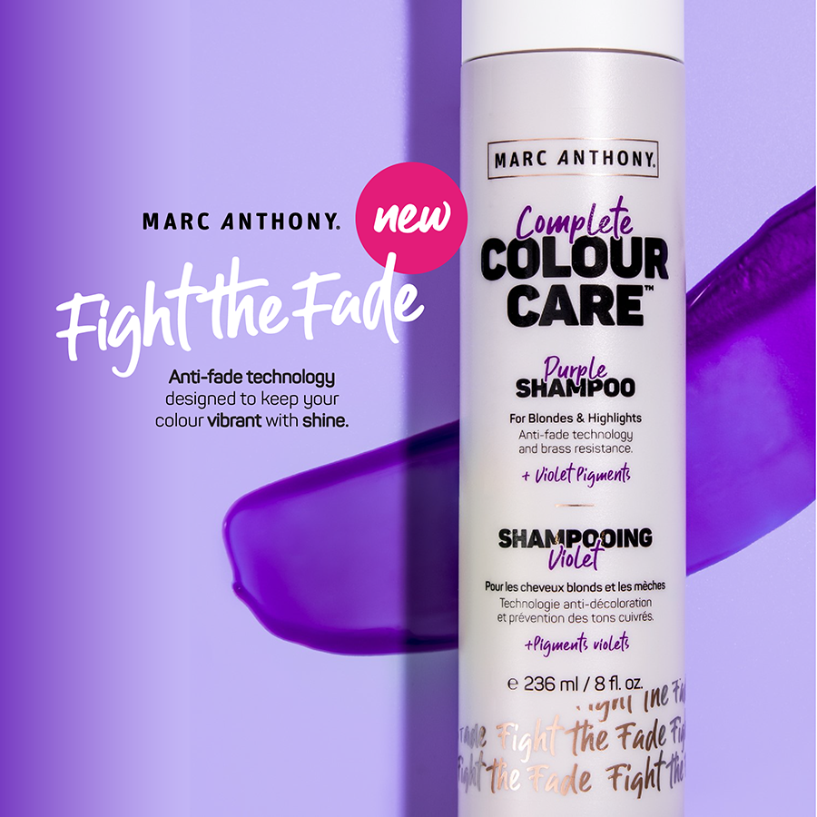 Fight the Fade with the new Marc Anthony Complete Color Care Collection 1