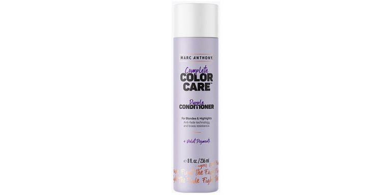 Marc Anthony Complete Color Care Purple Conditioner for Blondes & Highlights