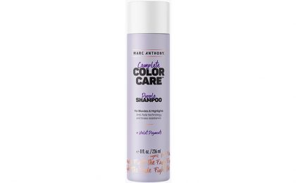 Marc Anthony Complete Color Care Purple Shampoo for Blondes & Highlights